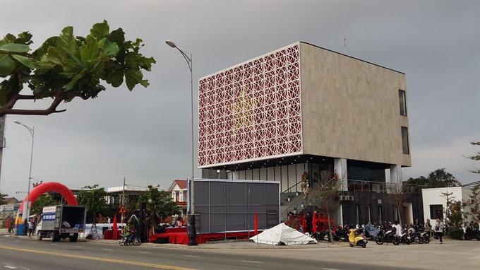Hoàng Sa (Paracel) Museum logo contest launched