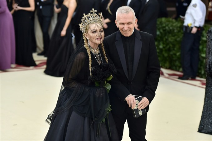 Madonna celebrates turning 60 in Marrakech