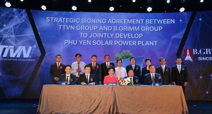 BGRIM acquire VN solar power project for 35.2m