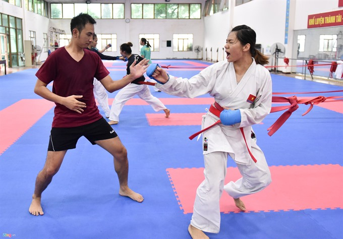 Martial arts still a golden mine of national sports at Asiad 2018