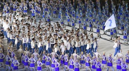 Asian Games declared open in Jakarta