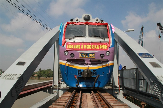 North-South high speed railway to be built elevated under tunnel