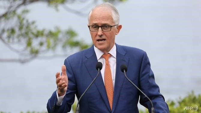 Australian PM Turnbull survives party leadership challenge