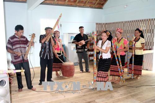 Nghe An music clubs preserve old Thai folk songs