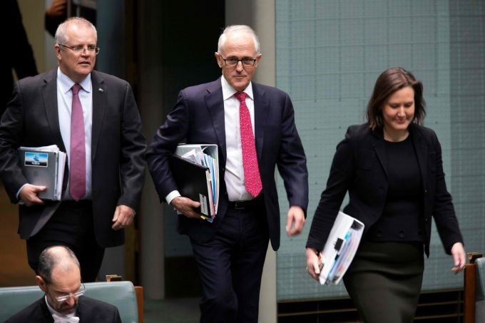 Ministers offer to quit as Australia political crisis deepens