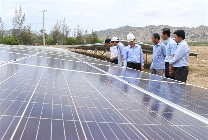 Renewable energy development in VN faces challenges
