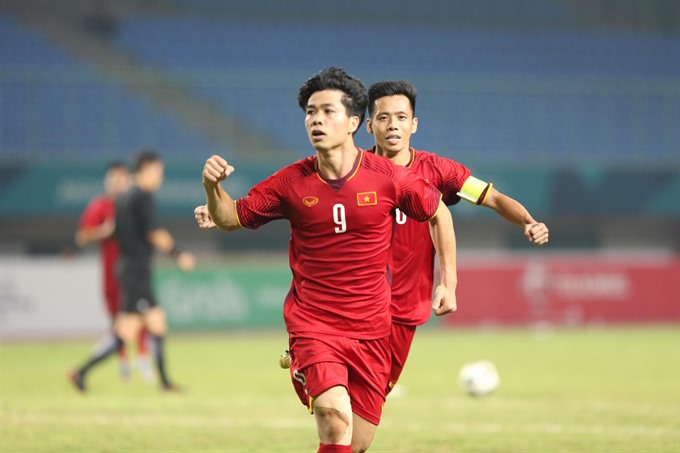 Việt Nam beat Bahrain to enter first ever ASIAD quarter-final
