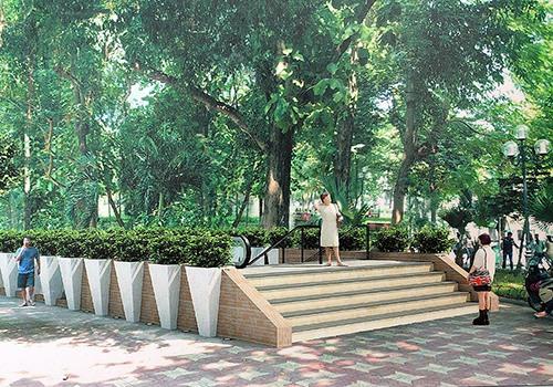 Hoàn Kiếm metro station still debated after 15 years