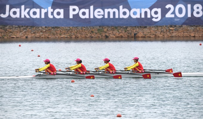 Việt Nam have first gold medal at ASIAD