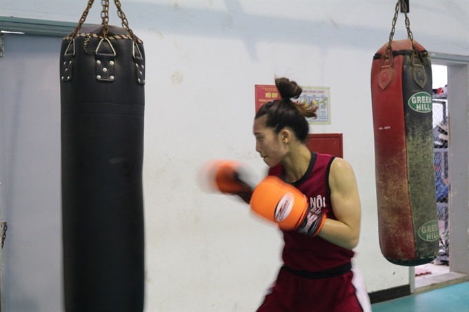 Vietnamese boxers ready for ASIAD