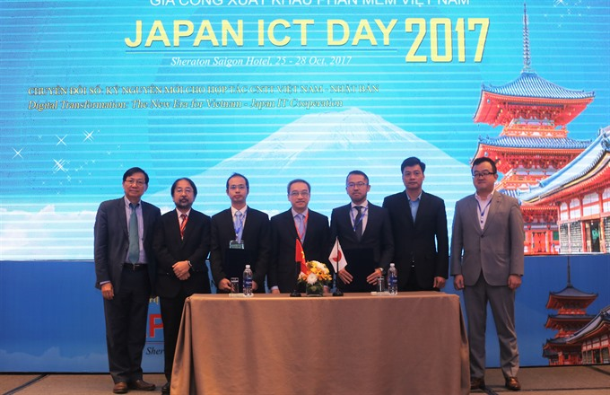 ICT Day to promote Việt Nam-Japan IT collaboration