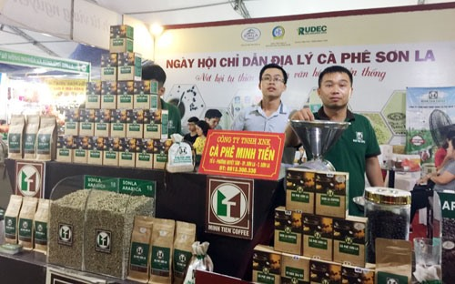 Sơn La coffee geographical indication announced