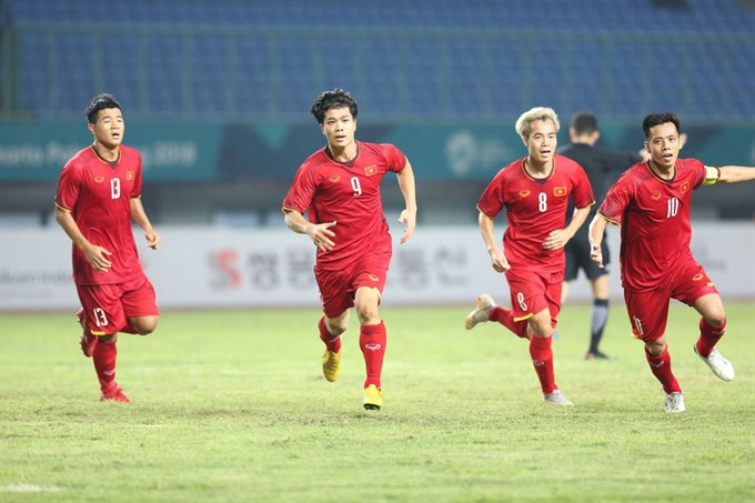 PM Phúc congratulates VN Olympic team