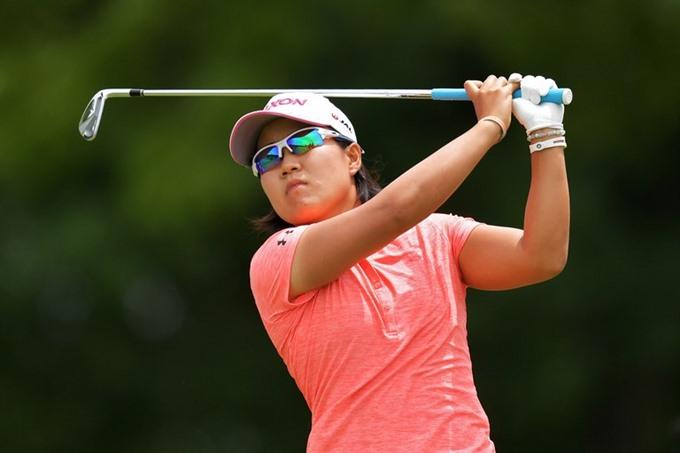 Teen spirit puts Hataoka in lead at Canadian Open