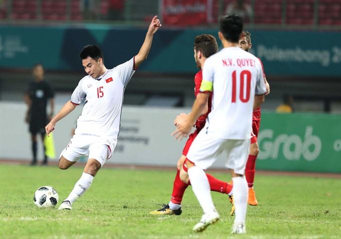Việt Nam U23 football team makes history again