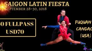 Saigon Latin Festival goes international