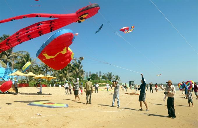 Bà Rịa – Vũng Tàu Provinces Sea Festival kicks off