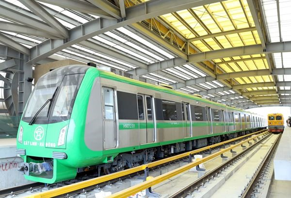 Ministry asks for tightened security on Cát Linh- Hà Đông elevated railway
