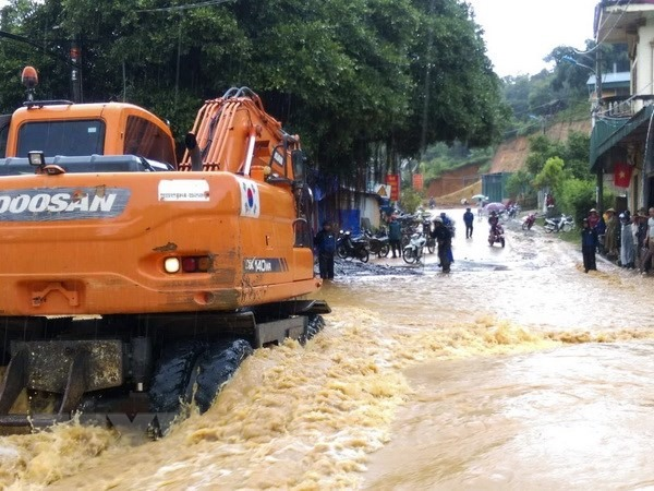 Northern mountainous localities warned of further flash flood and landslide risks