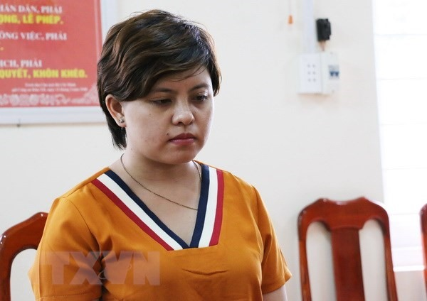 Babysitter arrested for torturing toddlers in An Giang