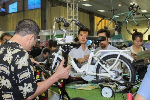 Intl Vietnam Sport Show slated for November 15-18