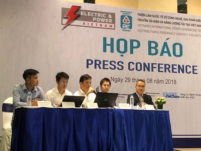 Power industry expo in HCM City attracts 180 exhibitors