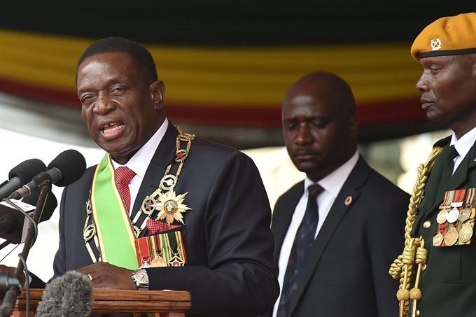 Mnangagwa wins Zimbabwes first post-Mugabe election