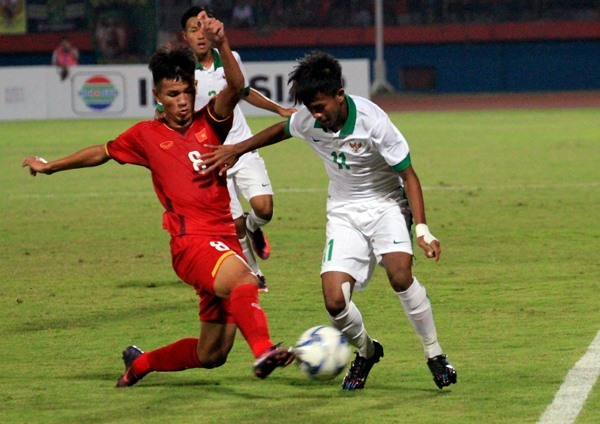 Việt Nam lose to Indonesia in AFF U16 champs