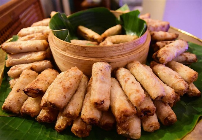 Food gala to tantalise guests on National Day