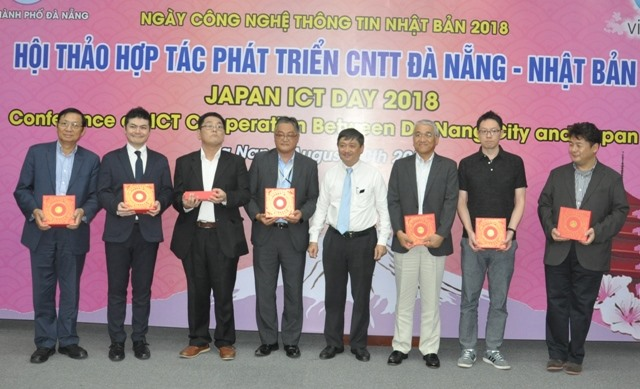 Đà Nẵng Japan foster co-operation in information technology