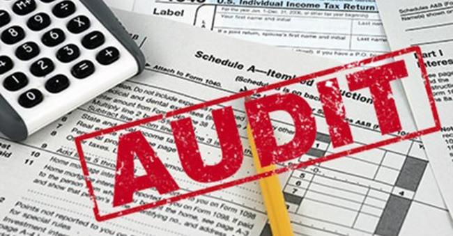 Discrepancies in financial reviews