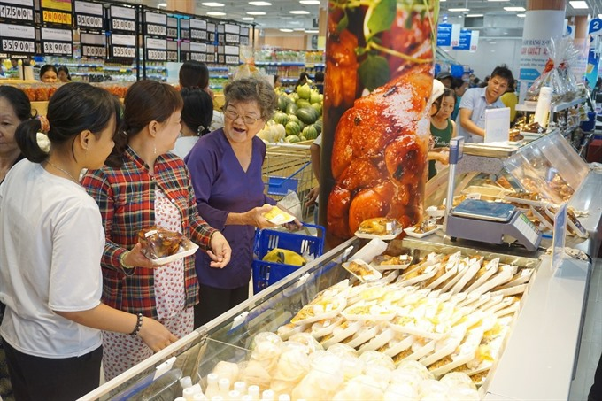 New Co.opmart store opens in An Giang