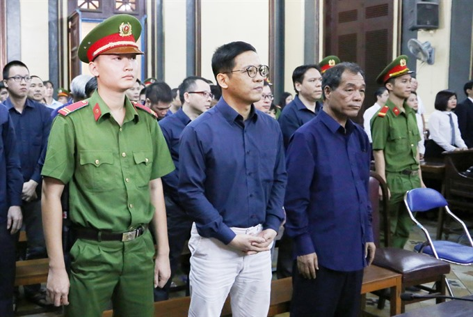 Phạm Công Danh sentenced to 30 years in prison
