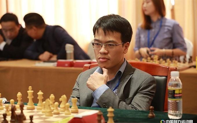 Liêm to compete in Abu Dhabi International Chess Festival