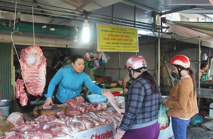 VN consumers yet to warm to chilled meat