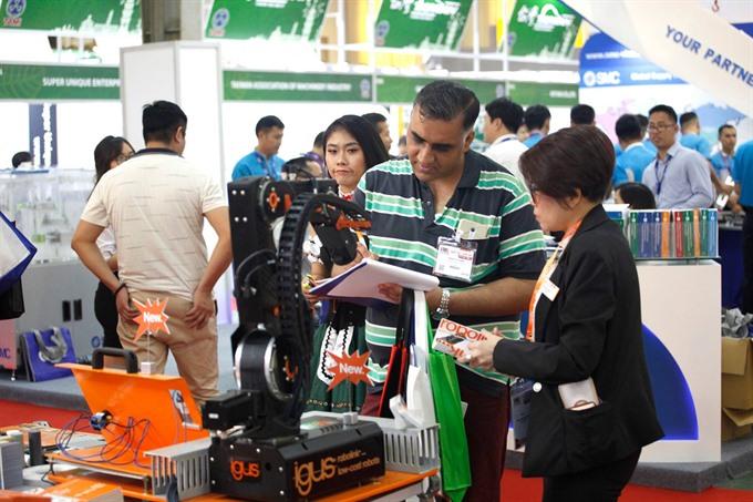 Việt Nam Manufacturing Expo returns to Hà Nội