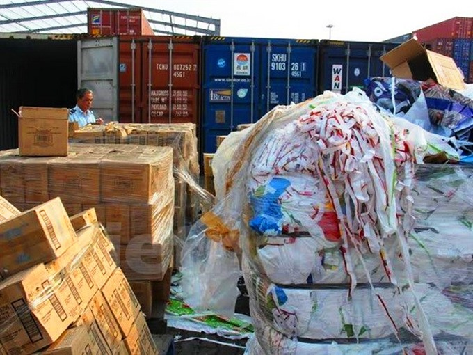Govt inspects skyrocketing scrap imports