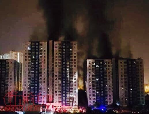 Criminal proceedings start against man for involvement in Carina Plaza fire