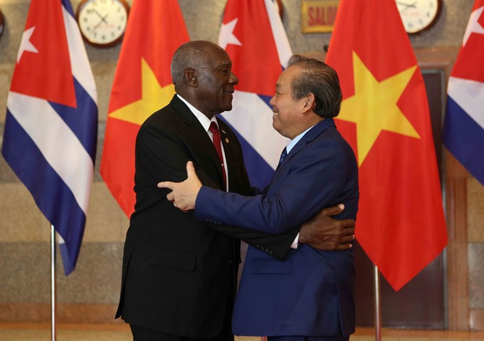 Việt Nam treasures all-round cooperation with Cuba