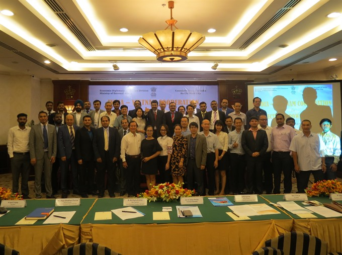 Indian VN companies in electricity sector meet