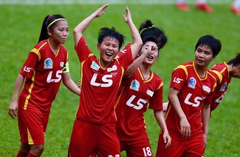 Hà Nội draw with Hồ Chí Minh City at National Womens Football Champs