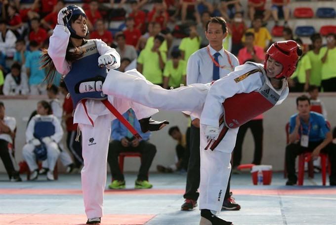 Việt Nam competes at Canada Open Taekwondo Championship