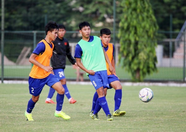 Việt Nam ready to compete at AFC U16 champs