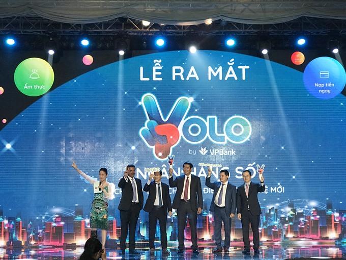 VPBank launches YOLO digital banking app