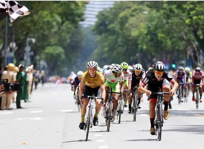 David Van Eerd wins Tôn Hoa Sen Cup