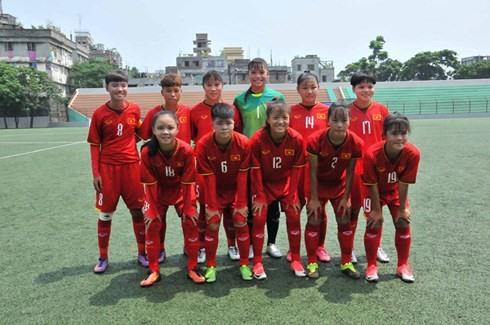 Việt Nam beat UAE in AFC U16 champs