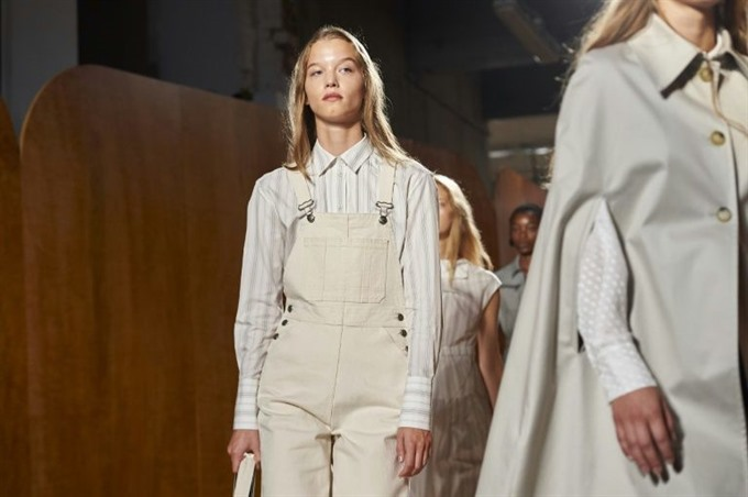 Gareth Pugh has dystopian designs on London Fashion Week