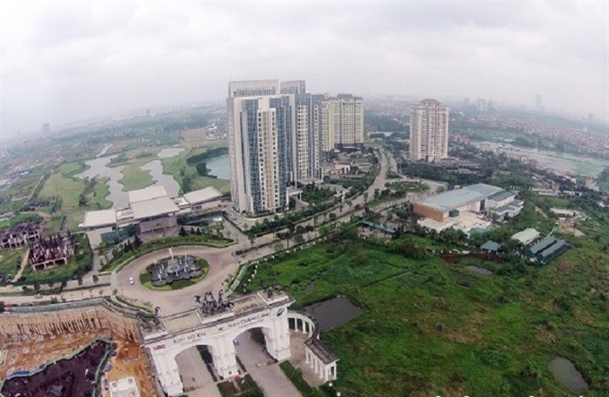 Hà Nội to build 48.5-hectare urban area in Bắc Từ Liêm