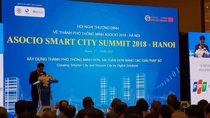 Hà Nội steps up smart city development