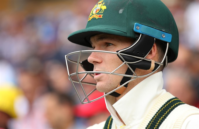 Australias Handscomb hurting after Test axing